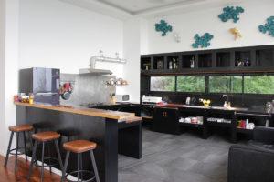 Villa De Kestrel, Koh Tao Villa, Kitchen