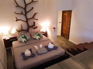 Villa De Kestrel, Koh Tao Villa, Bedroom 1